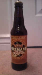 Original Fireman's Cream Soda